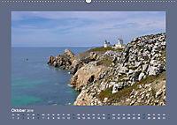 Leuchttürme - Wegweiser an der bretonischen Küste (Wandkalender 2019 DIN A2 quer) - Produktdetailbild 10