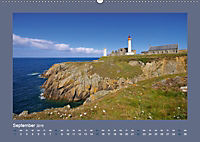 Leuchttürme - Wegweiser an der bretonischen Küste (Wandkalender 2019 DIN A2 quer) - Produktdetailbild 9