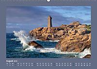 Leuchttürme - Wegweiser an der bretonischen Küste (Wandkalender 2019 DIN A2 quer) - Produktdetailbild 8