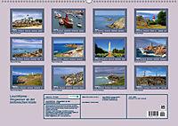 Leuchttürme - Wegweiser an der bretonischen Küste (Wandkalender 2019 DIN A2 quer) - Produktdetailbild 13