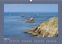 Leuchttürme - Wegweiser an der bretonischen Küste (Wandkalender 2019 DIN A3 quer) - Produktdetailbild 3