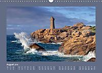 Leuchttürme - Wegweiser an der bretonischen Küste (Wandkalender 2019 DIN A3 quer) - Produktdetailbild 8