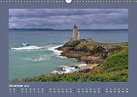 Leuchttürme - Wegweiser an der bretonischen Küste (Wandkalender 2019 DIN A3 quer) - Produktdetailbild 11