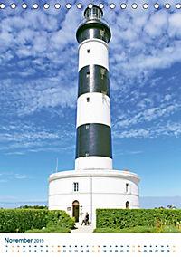 Leuchtturm: Lichtblick an der Küste (Tischkalender 2019 DIN A5 hoch) - Produktdetailbild 11