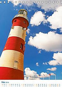 Leuchtturm: Lichtblick an der Küste (Tischkalender 2019 DIN A5 hoch) - Produktdetailbild 5