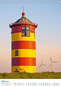 Leuchtturm: Lichtblick an der Küste (Tischkalender 2019 DIN A5 hoch) - Produktdetailbild 7