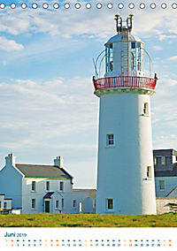 Leuchtturm: Lichtblick an der Küste (Tischkalender 2019 DIN A5 hoch) - Produktdetailbild 6
