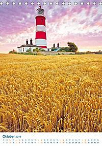 Leuchtturm: Lichtblick an der Küste (Tischkalender 2019 DIN A5 hoch) - Produktdetailbild 10