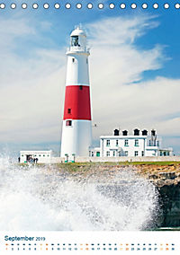 Leuchtturm: Lichtblick an der Küste (Tischkalender 2019 DIN A5 hoch) - Produktdetailbild 9