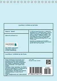 Leuchtturm: Lichtblick an der Küste (Tischkalender 2019 DIN A5 hoch) - Produktdetailbild 13