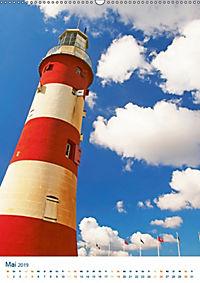 Leuchtturm: Lichtblick an der Küste (Wandkalender 2019 DIN A2 hoch) - Produktdetailbild 5