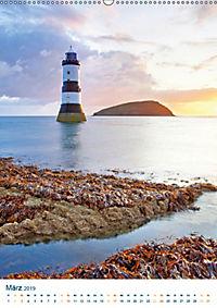 Leuchtturm: Lichtblick an der Küste (Wandkalender 2019 DIN A2 hoch) - Produktdetailbild 3