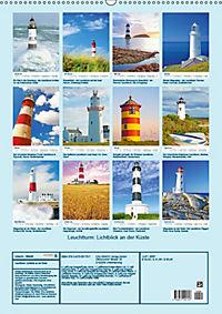 Leuchtturm: Lichtblick an der Küste (Wandkalender 2019 DIN A2 hoch) - Produktdetailbild 13