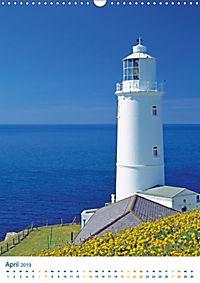 Leuchtturm: Lichtblick an der Küste (Wandkalender 2019 DIN A3 hoch) - Produktdetailbild 4