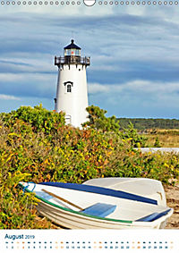Leuchtturm: Lichtblick an der Küste (Wandkalender 2019 DIN A3 hoch) - Produktdetailbild 8