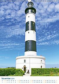Leuchtturm: Lichtblick an der Küste (Wandkalender 2019 DIN A3 hoch) - Produktdetailbild 11
