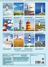 Leuchtturm: Lichtblick an der Küste (Wandkalender 2019 DIN A3 hoch) - Produktdetailbild 13
