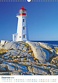 Leuchtturm: Lichtblick an der Küste (Wandkalender 2019 DIN A3 hoch) - Produktdetailbild 12
