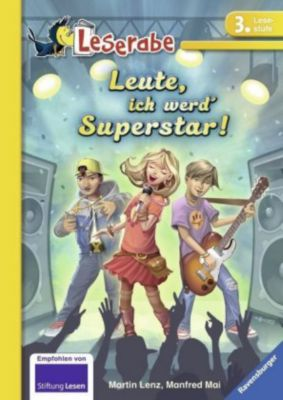 Leute, ich werd' Superstar!, Martin Lenz, Manfred Mai