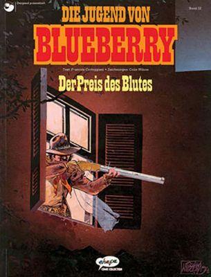 Leutnant Blueberry: Bd.32 Die Jugend von Blueberry, François Corteggiani, Colin Wilson
