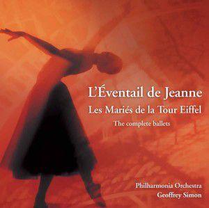L'Éventail de Jeanne, Geoffrey Simon, Philharmonia Orchestra