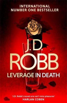 Leverage in Death, J. D. Robb