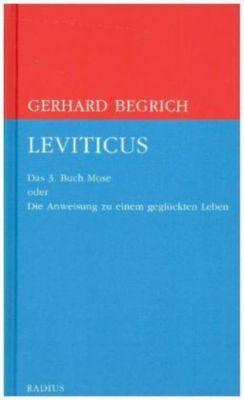 Leviticus, Gerhard Begrich