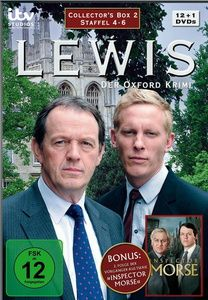 Lewis - Der Oxford Krimi - Collector's Box 2, Lewis-Der Oxford Krimi