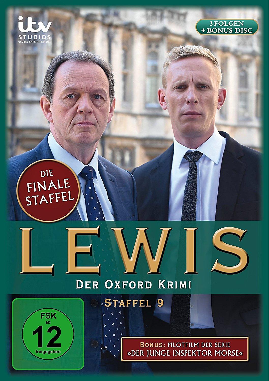 Lewis Der Oxford Krimi Staffel 9 Dvd Bei Weltbildde Bestellen