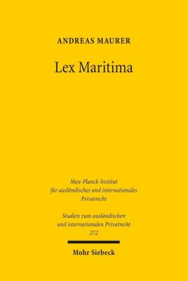 Lex Maritima, Andreas Maurer