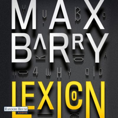 Lexicon, Max Barry