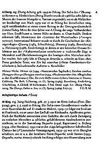Lexikon der Chinesischen Literatur - Produktdetailbild 3