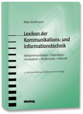 Lexikon der Kommunikations- und Informationstechnik, Niels Klußmann
