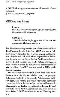 Lexikon der  Rechtsirrtümer - Produktdetailbild 4
