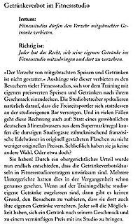 Lexikon der  Rechtsirrtümer - Produktdetailbild 3