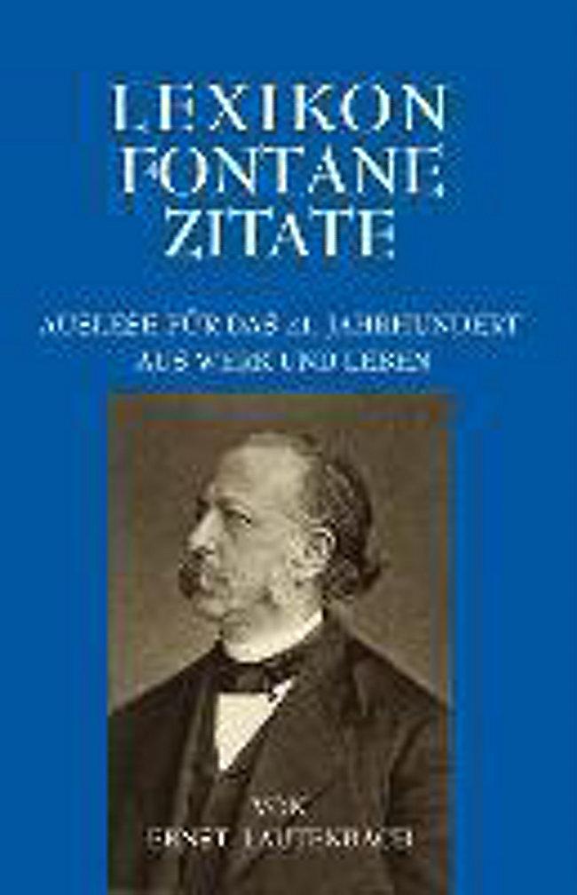 Lexikon Fontane Zitate Buch Portofrei Bei Weltbildde Bestellen
