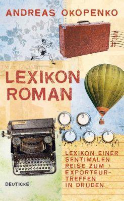 Lexikon-Roman, Andreas Okopenko