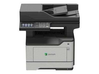 LEXMARK MX521ade MFP mono laser printer 44ppm 1GB