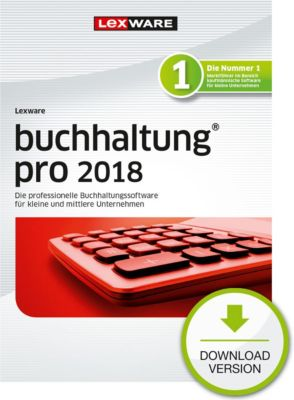 Lexware buchhaltung pro 2018 (1Y)
