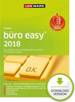 Lexware büro easy 2018 (Abo)
