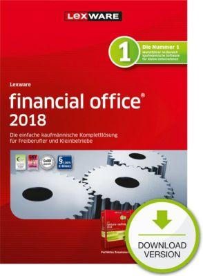 Lexware financial office 2018 (Abo)