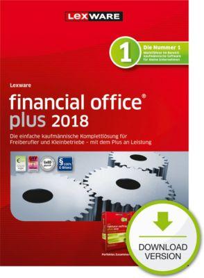 Lexware financial office plus 2018 (1Y)