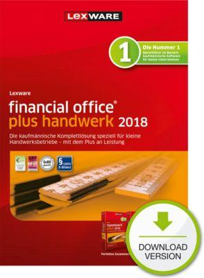 Lexware financial office plus handwerk 2018 (1Y)