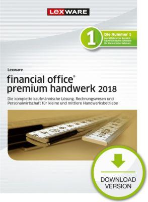 Lexware financial office premium handwerk2018(Abo)