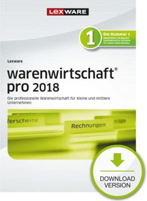 Lexware warenwirtschaft pro 2018 (Abo)