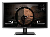 LG 27UD58P-B 68,58cm 27Zoll TFT-LCD Matrix AH-IPS White LED 16:9 3.840x2.160 250cd 1000:1 5ms HDMI DP EneryStar 6.0 Mattschwarz - Produktdetailbild 2
