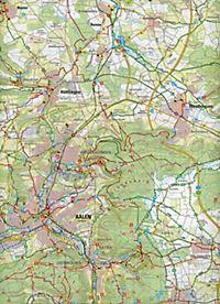 LGL BW 50 000 Freizeit Aalen. Härtsfeld. Heidenheimer Alb - Produktdetailbild 2