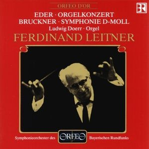 L'Homme Arme/Sinfonie D-Moll Die Nullte, Doerr, Leitner, Sobr