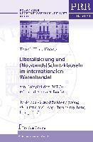 Liberalisierung und (Notstands)Schutzklauseln im internationalen Warenhandel, Thanh-Thuy Hoang