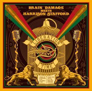 Liberation Time, Brain Damage, Harrison Stafford